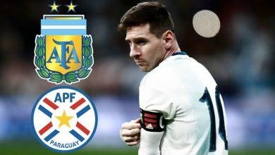 الأرجنتين وباراجواي