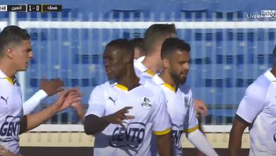 اهداف العين وضمك 2-0 الدوري السعودي