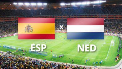 هولندا وإسبانيا