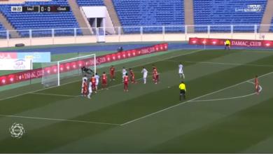 اهداف مباراة ضمك وابها 2-1 الدوري السعودي