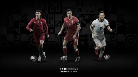 رسميًا - فيفا يعلن القوائم النهائية لجوائز الأفضل في 2020