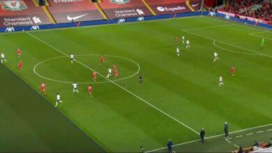 هدف سون في مرمى ليفربول 1-1 تعليق عصام الشوالي