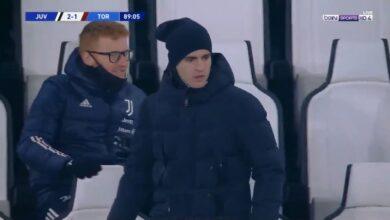 ملخص مباراة يوفنتوس وتورينو في الدوري الايطالي