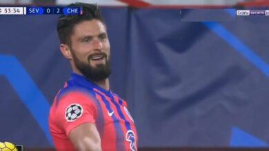 اهداف مباراة تشيلسي واشبيلية 4-0 تعليق عصام الشوالي
