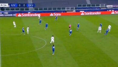 اهداف مباراة يوفنتوس ودينامو كييف 3-0 دوري ابطال اوروبا