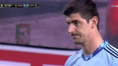 هدف اتليتك بلباو الثاني في مرمى ريال مدريد 2-0 السوبر الاسباني