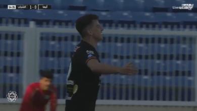 أهداف مباراة الشباب وأبها 3-2 الدوري السعودي