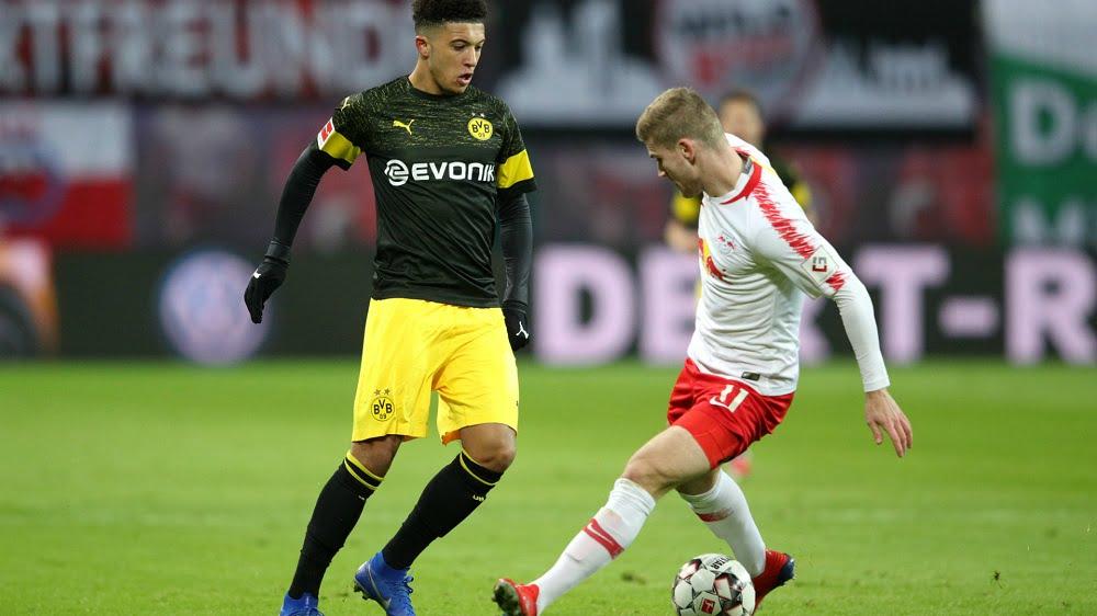 تاريخ مواجهات بوروسيا دورتموند ولايبزيج في الدوري الألماني