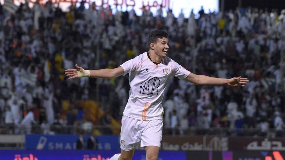 عبد الله الحمدان - نادي الشباب