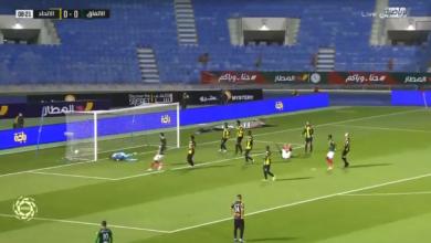 اهداف مباراة الاتفاق والاتحاد 2-0 الدوري السعودي