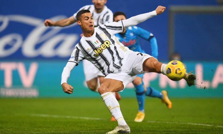 هدف كريستيانو رونالدو في مرمى نابولي 1-0 السوبر الايطالي