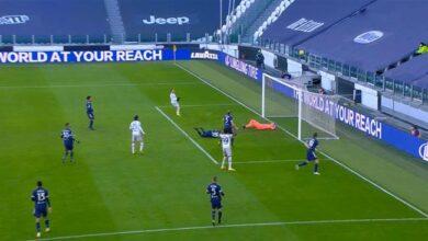 اهداف مباراة يوفنتوس وبولونيا 2-0 الدوري الايطالي