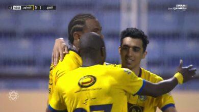 اهداف مباراة التعاون والفتح 2-1 الدوري السعودي للمحترفين