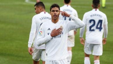 فاران لاعب ريال مدريد