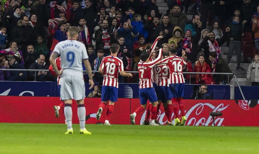 موعد لقاء ليفانتي وأتلتيكو مدريد في الدوري الإسباني والقنوات الناقلة