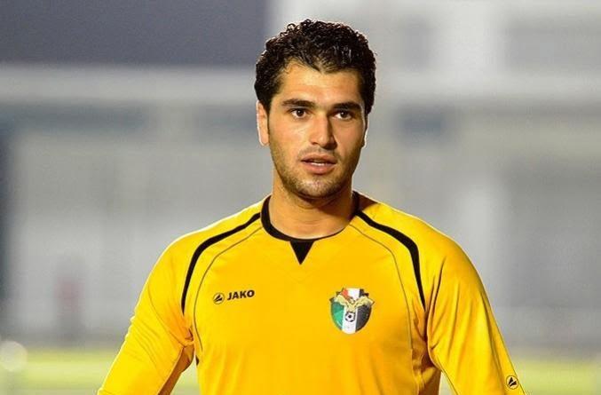 الحارس عبد الله الزعبي