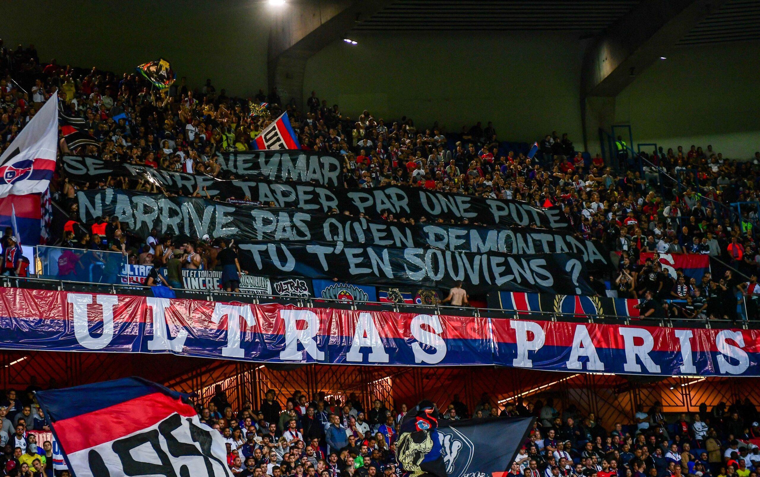 جماهير باريس سان جيرمان