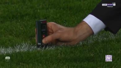 حادثة غريبة في مباراة سويسرا وليتوانيا كانت سبباً في تأخير صافرة بداية المباراة