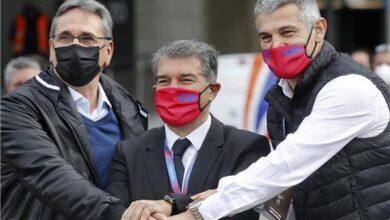 مرشحي برشلونة
