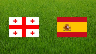 جورجيا _ إسبانيا