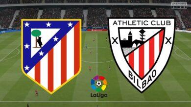 أتلتيكو مدريد وأتلتيك بيلباو