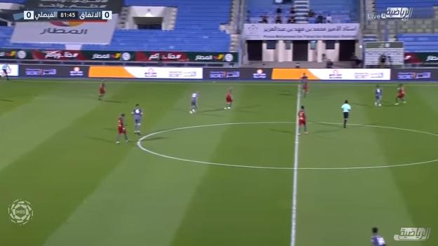 اهداف مباراة الاتفاق والفيصلي 1-0 الدوري السعودي