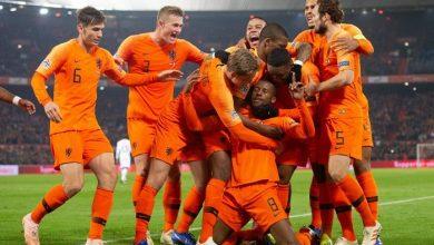 تعرف على تاريخ مواجهات المنتخب الهولندي أمام لاتفيا