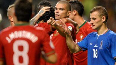 البرتغال وإذربيجان