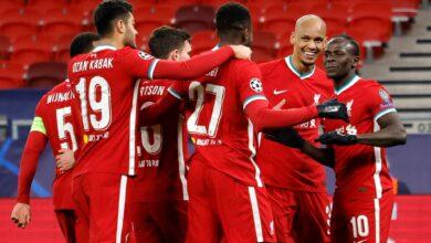 اهداف مباراة ليفربول ولايبزيج 2-0 دوري ابطال اوروبا