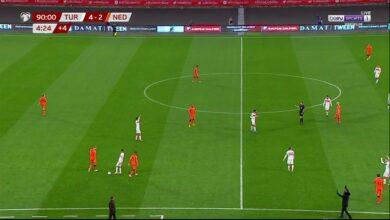 اهداف مباراة تركيا وهولندا 4-2 تصفيات كأس العالم