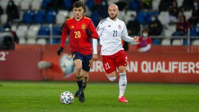 منتخب إسبانيا - منتخب جورجيا