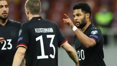لاعبي مُنتخب ألمانيا