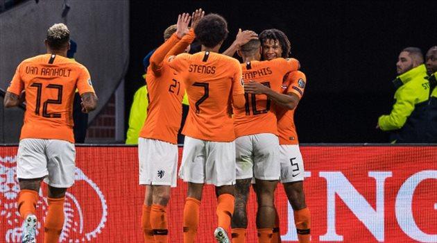 موعد مُباراة جبل طارق وهولندا في تصفيات كأس العالم والقنوات الناقلة - بالجول