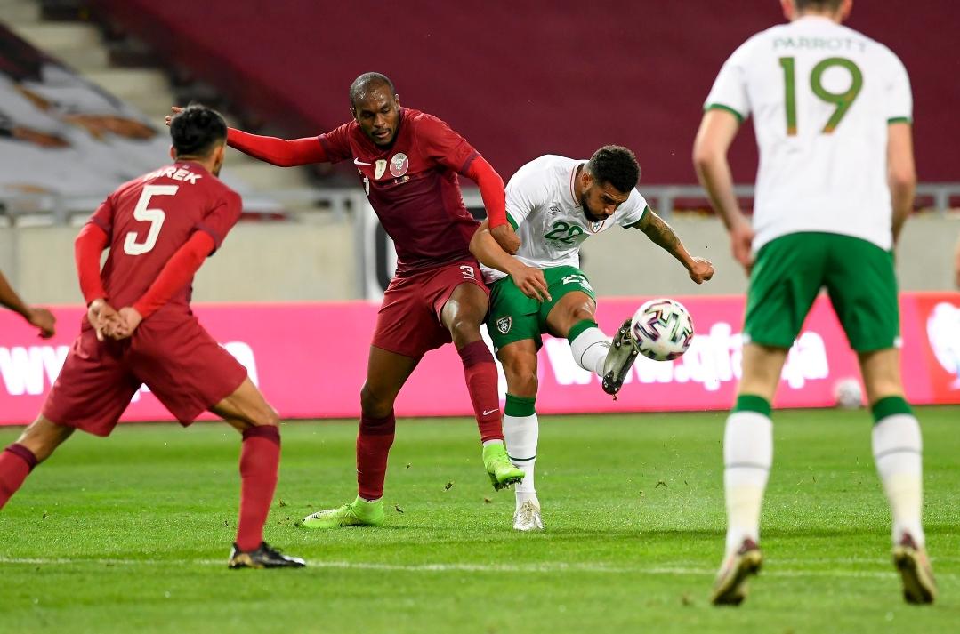 إيرلندا تُجبر قطر على التعادل في تصفيات كأس العالم 2022