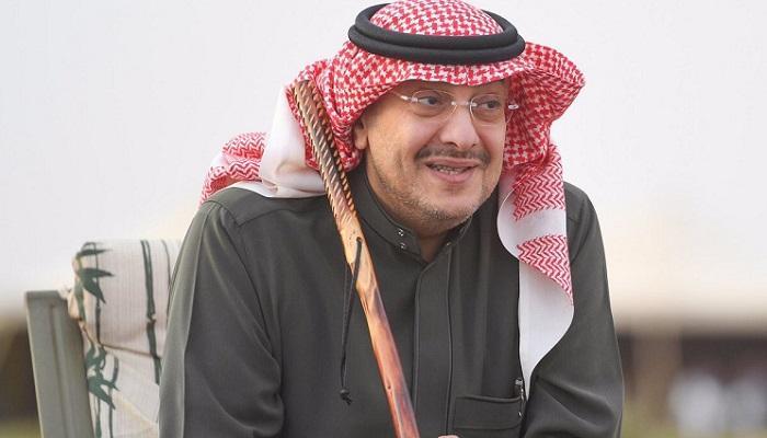 الأمير خالد بن فهد