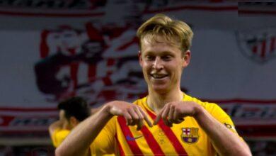 ملخص مباراة برشلونة واتليتك بلباو في كأس ملك إسبانيا