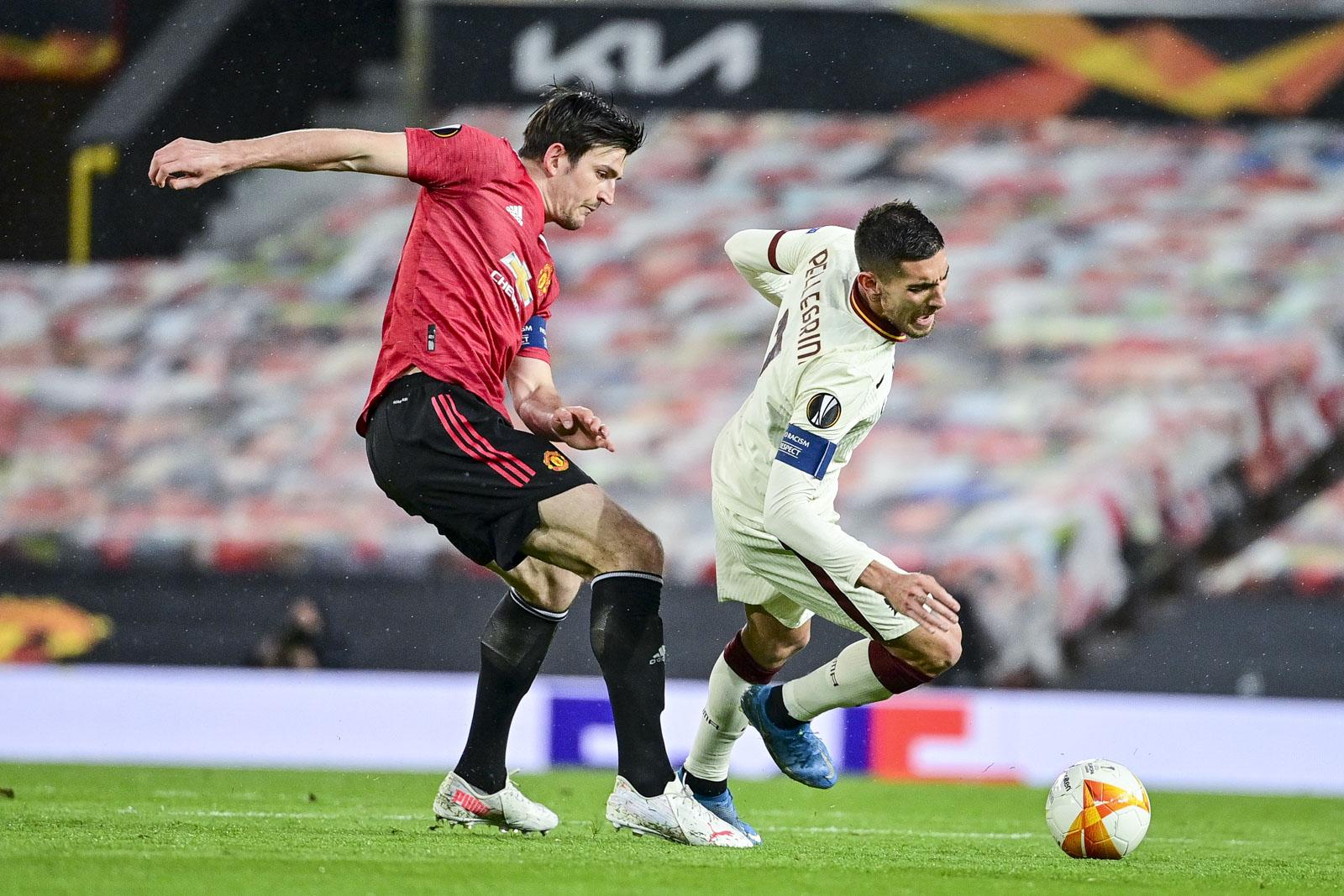 مانشستر يونايتد - روما