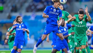 الهلال - شباب الأهلي دبي