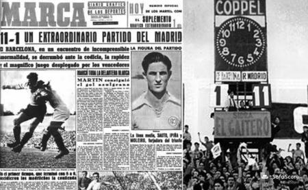 ريال مدريد والبارسا