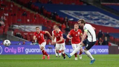 إنجلترا - بولندا