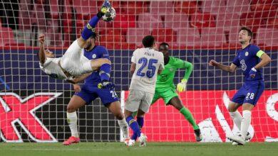 هدف بورتو الخيالي في مرمى تشيلسي 1-0 دوري أبطال أوروبا