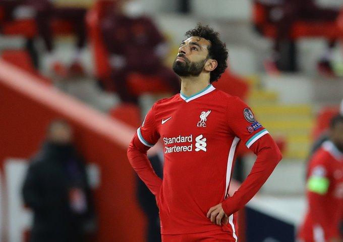 جماهير ليفربول تنتقد أداء محمد صلاح عقب توديع دوري الأبطال!