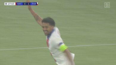 ملخص مباراة باريس سان جيرمان وبايرن ميونخ في دوري ابطال اوروبا