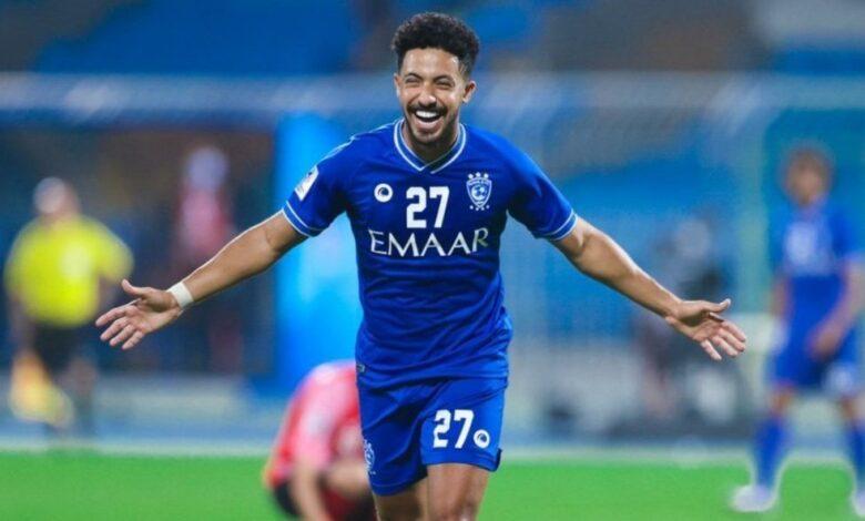 اهداف مباراة الهلال واستقلال دوشنبه 3-1 دوري أبطال آسيا