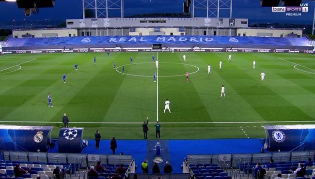 اهداف ريال مدريد وتشيلسي 1-1 دوري ابطال اوروبا