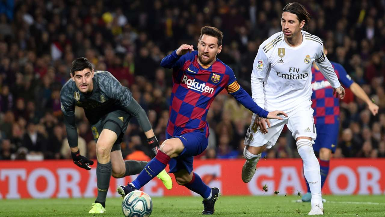 ريال مدريد _ برشلونة