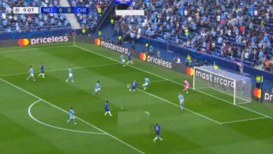 فيرنر يهدر فرصة هدف مؤكد أمام مانشستر سيتي
