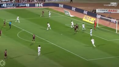 اهداف مباراة الشباب والفيصلي 5-1 الدوري السعودي