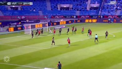 اهداف مباراة الاتفاق والرائد 3-1 الدوري السعودي