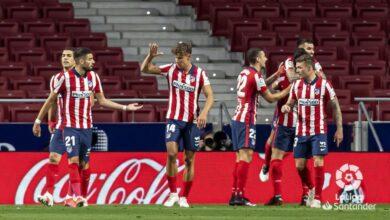 الأفضل والأسوأ في أتليتكو مدريد عقب الفوز على ريال سوسييداد